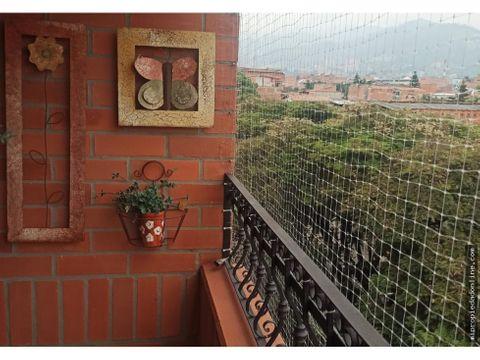 venta apartamento duplex en envigado barrio la magnolia san marcos