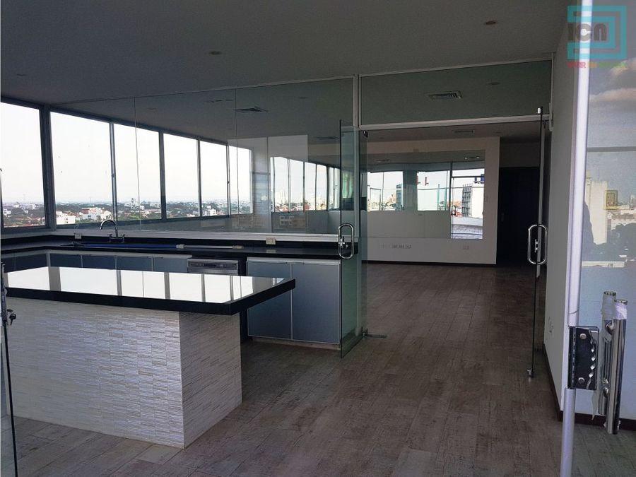 penhouse duplex zona oeste departamento de 417 m2