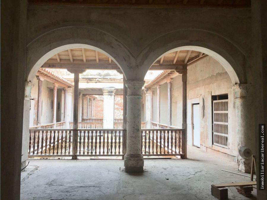 casa centro historico majestuosa arquitectura