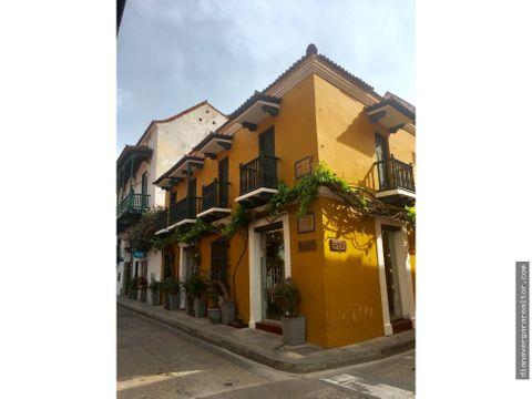 local comercial en el corazon del centro historico de cartagena