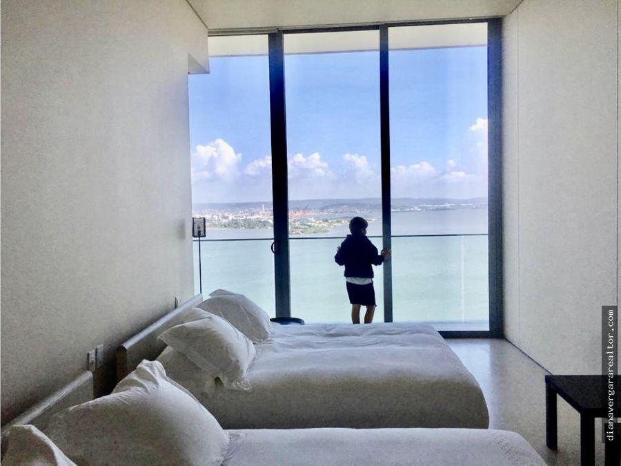 apto bahia de cartagena vista panoramica