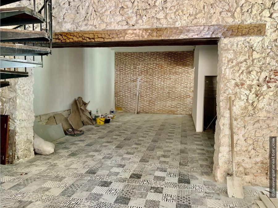 local comercial centro historico cartagena de indias