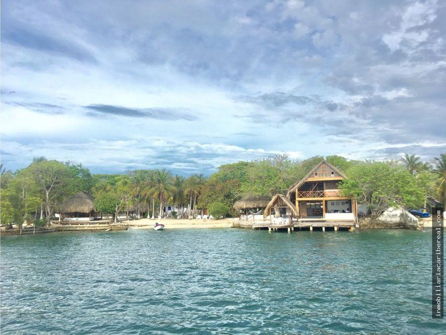 arriendo espectacular isla paraiso terrenal