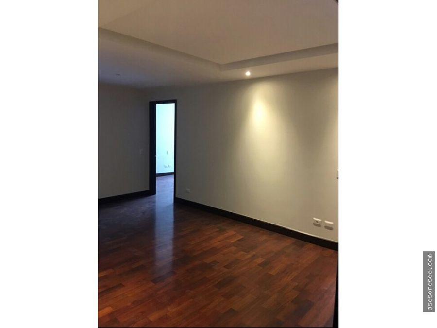 alquilo de apartamento zona 14