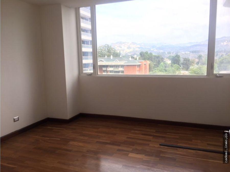 venta de apartamento zona 14 de lujo
