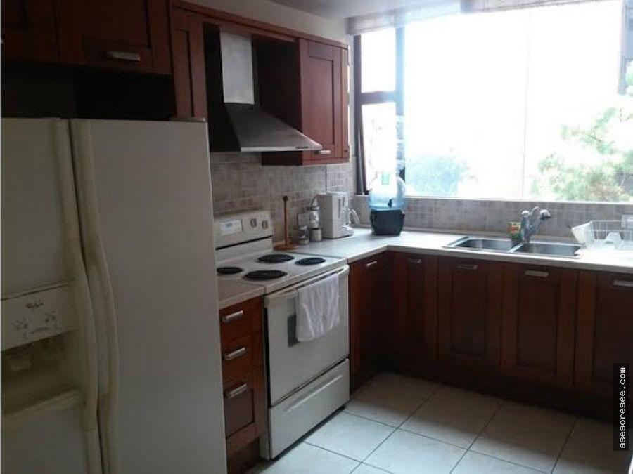 venta de apartamento y amueblado en alquiler zona 14