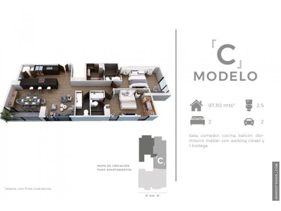venta de apartamento con vista zona 15