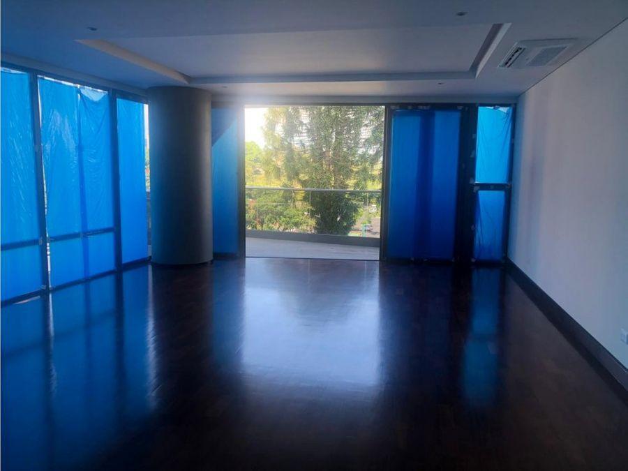 venta de apartamento en zona 14 con vista