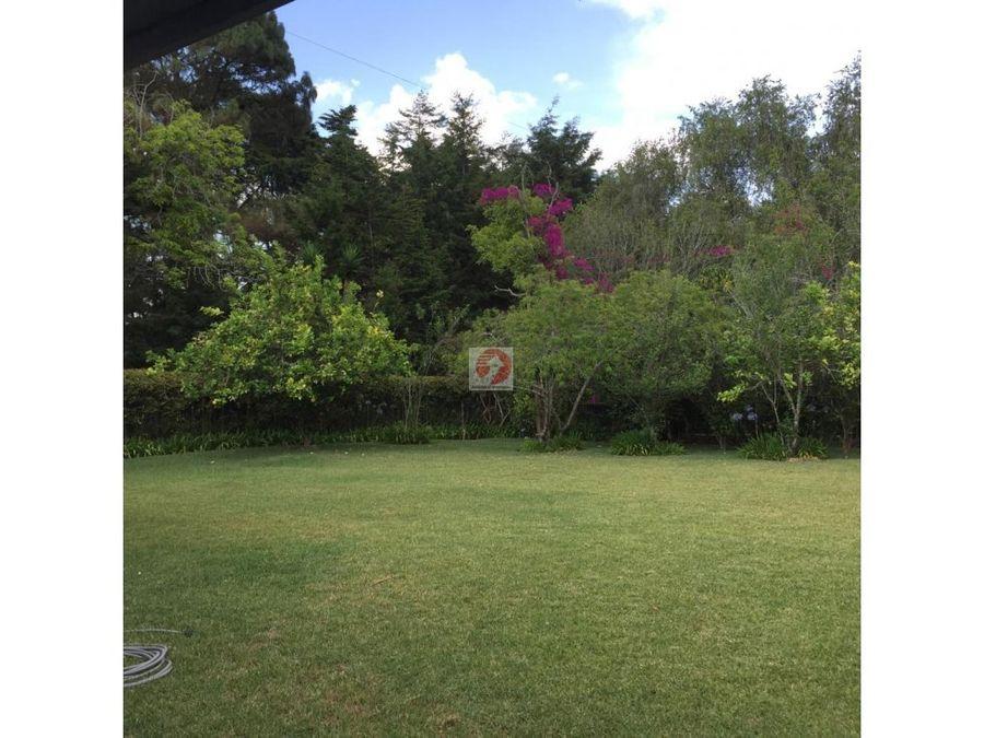 oportunidad terreno 5206 v2 3 casas jardin y bosque san antonio
