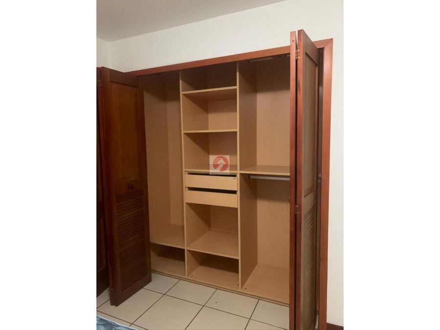 alquiler de apartamento espacioso con vista zona 10