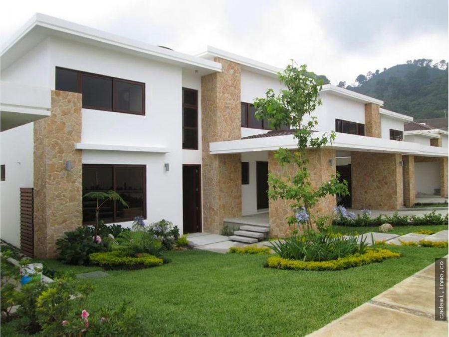 venta de casa zona 16 en lomas de san isidro