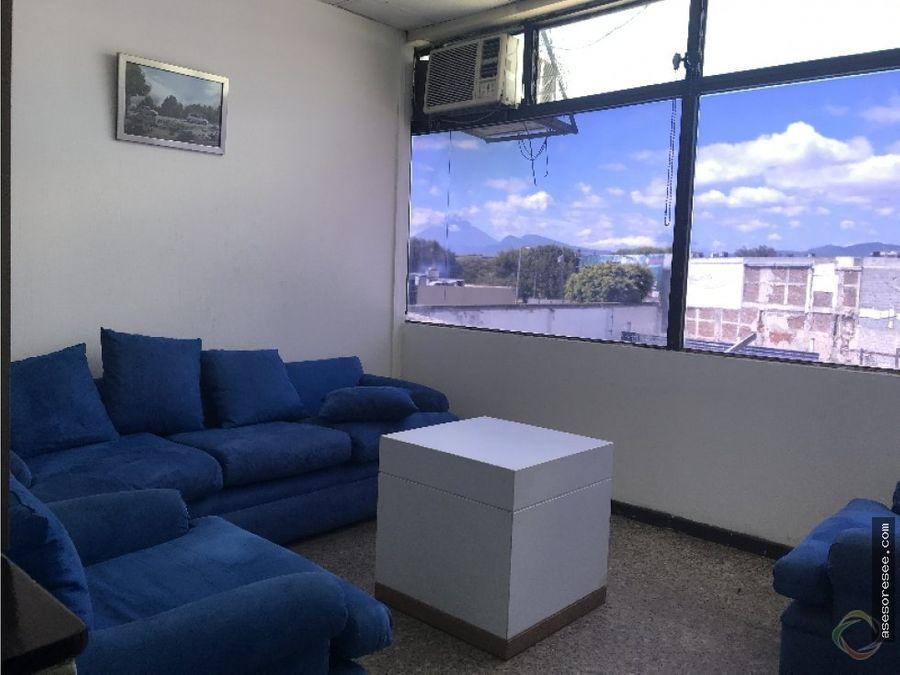 oficina 580m2 en alquiler zona 9 con galera
