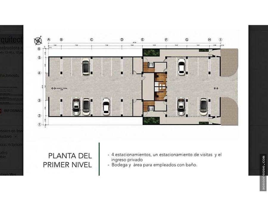 casa en venta zona 15 ubicacion centrica
