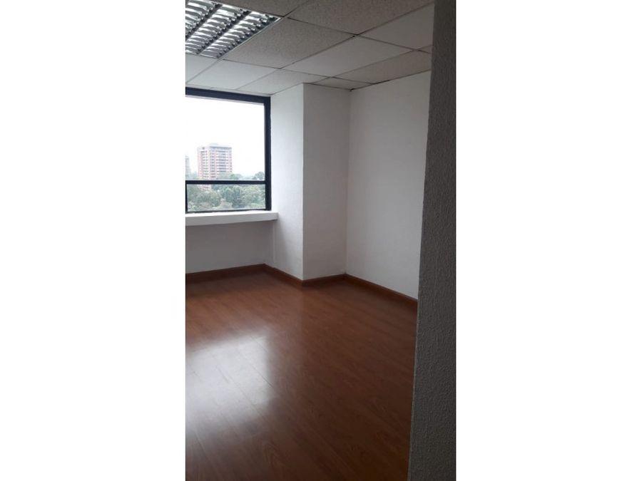 alquiler de oficina en zona 10