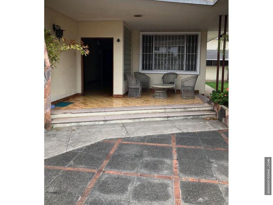 casa en venta y alquiler zona 14 muy centrica