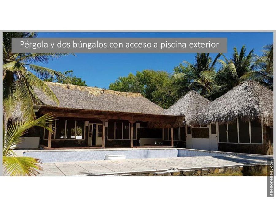 casa de playa a la venta en chiquimulilla