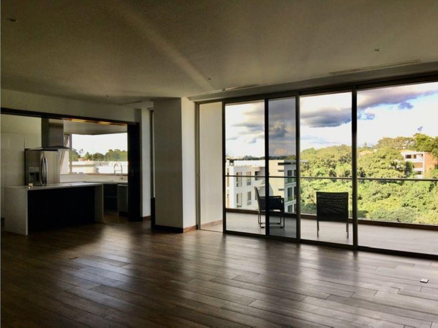 venta de apartamento en acantos cayala zona 16