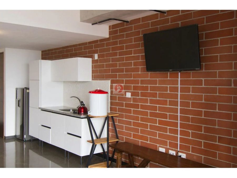apartamento en alquiler zona 4 tipo loft