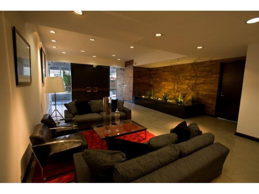 venta de apartamento en edificio zona 10