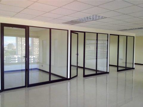 oficina espaciosa en venta y alquiler zona 10