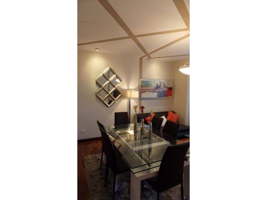 venta y alquiler apartamento amueblado zona 14