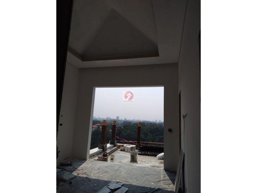 apartamento a estrenar con vista espectacular zona 16