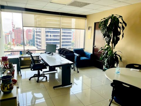 renta y venta oficina zona 10 design center