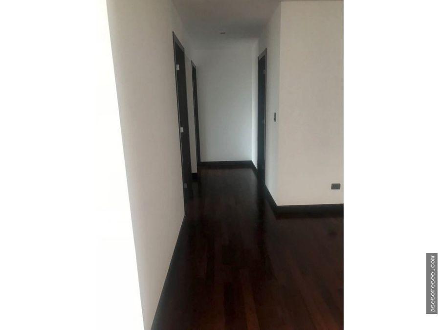 apartamento en renta en zona 15 vista hermosa