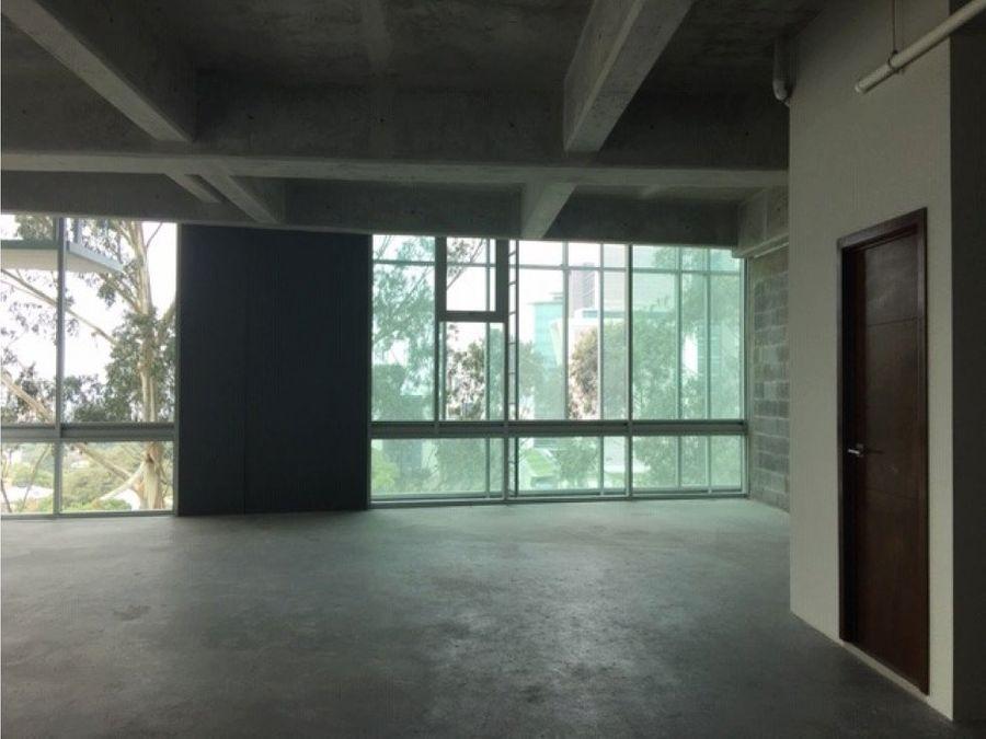 alquiler de oficina en edificio insigne zona 15