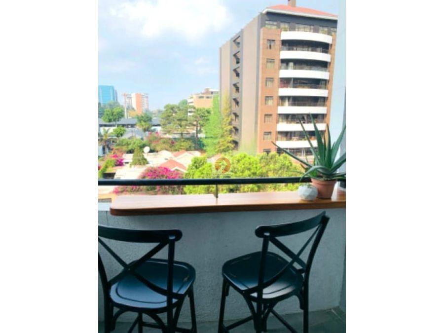 venta apartamento 2 dormitorios con vista zona 14 para inversion
