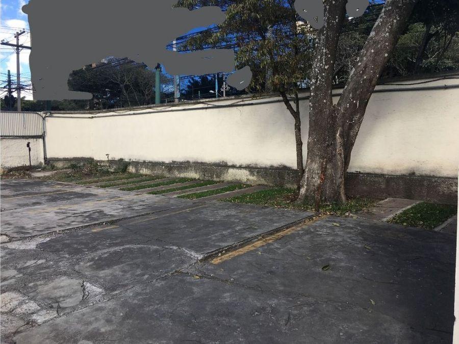 edificio en alquiler zona 9 uso comercial