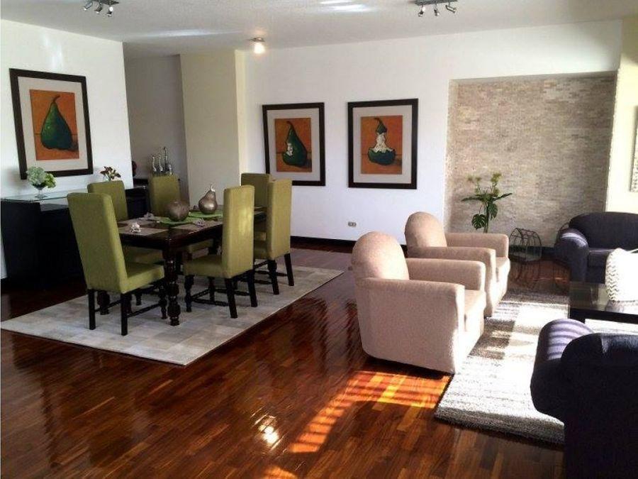 venta y alquiler apartamento 4 dormitorios en zona 14