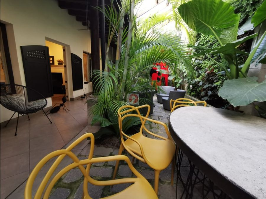 casa en venta casco antigua guatemala