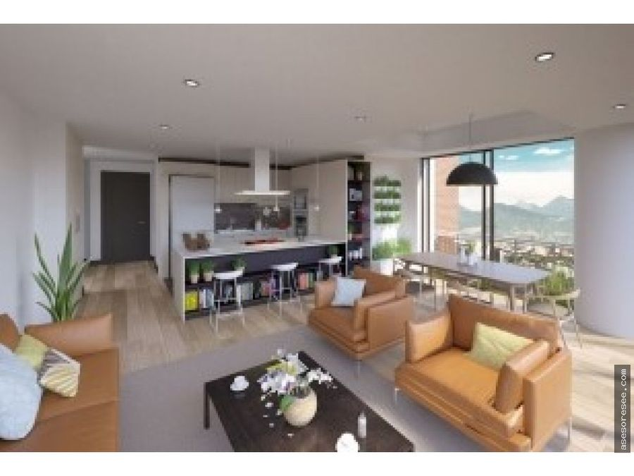 vendo apartamento con en zona 15 vista hermosa