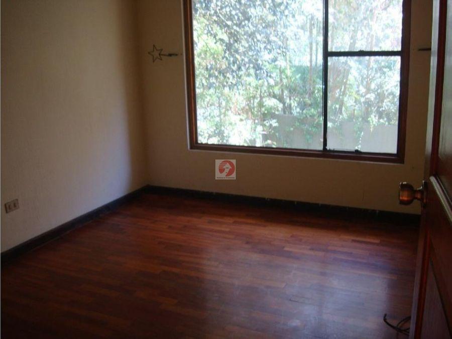 alquiler de casa para oficina en zona 10