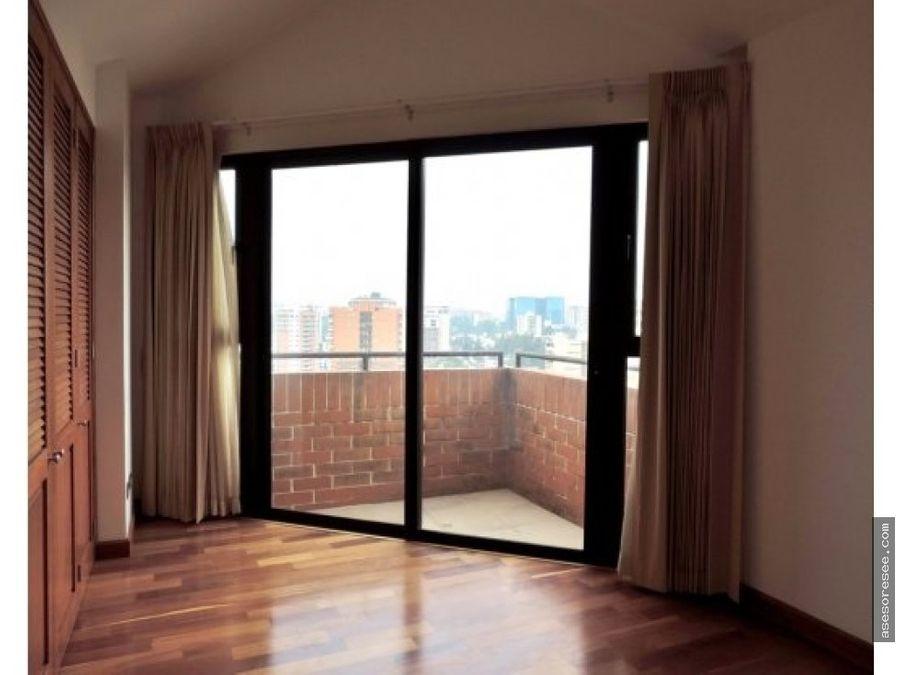 venta de apartamento en edifcio torre condesa z14