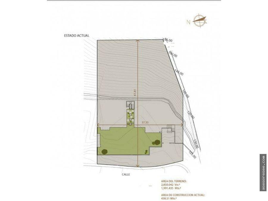 venta de terreno en condominio km 95