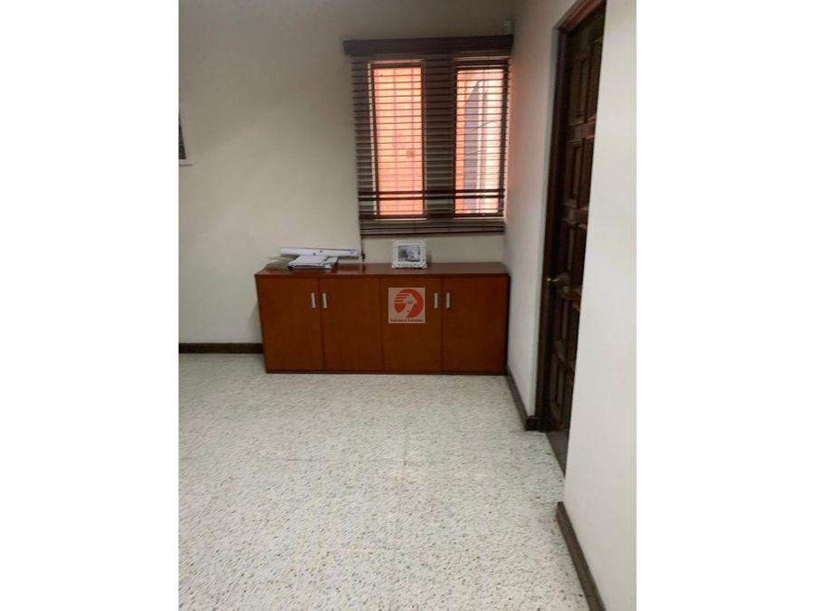 renta casa espaciosa para oficina zona 13
