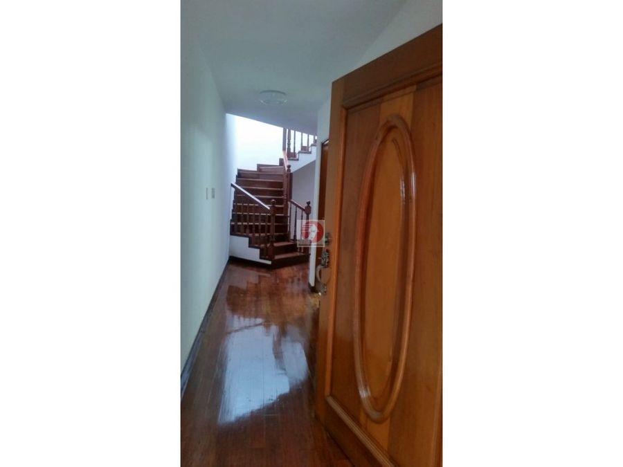 alquiler casa amplia en la canada de 3 habitaciones zona14