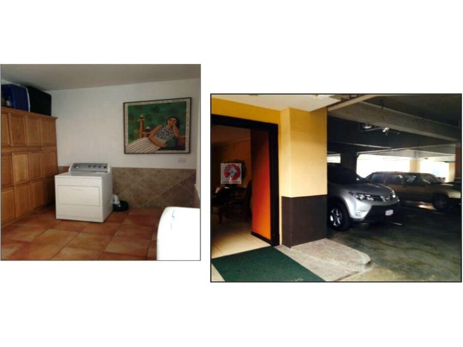 rebajado amplio apartamento con 2 terrazas en zona 15