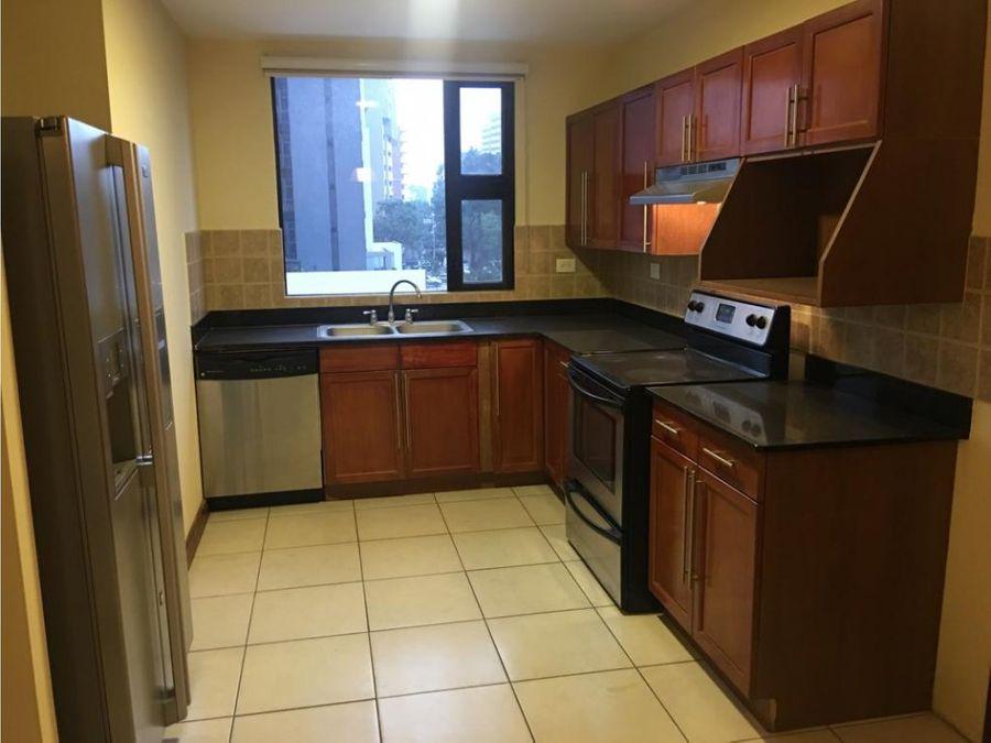 apartamento en venta en zona 14