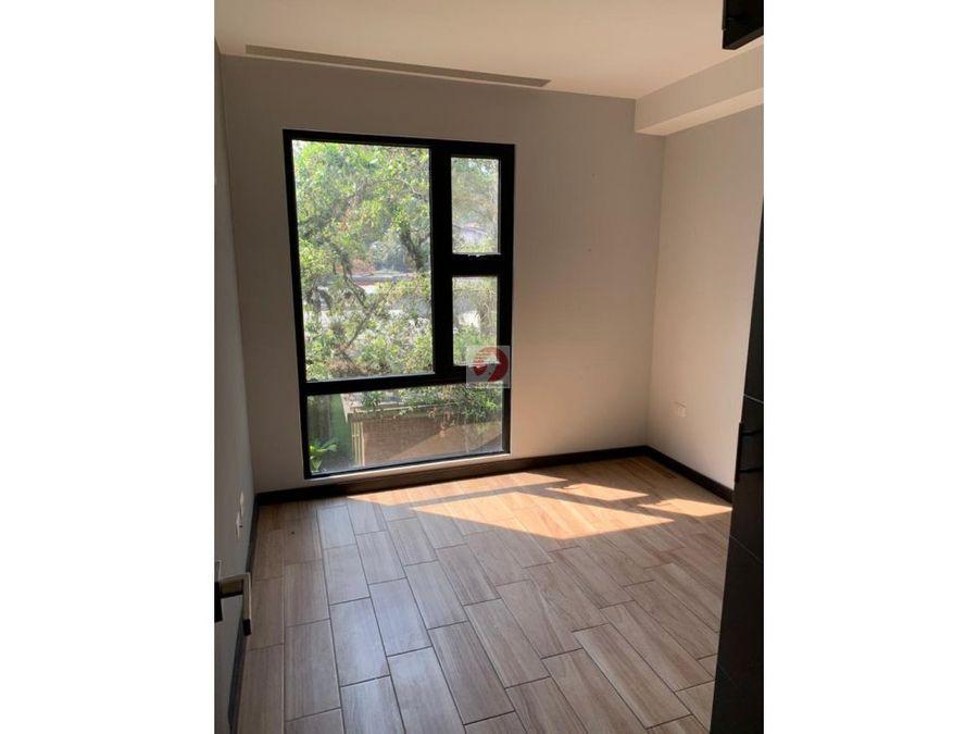 vendo apartamento zona 15