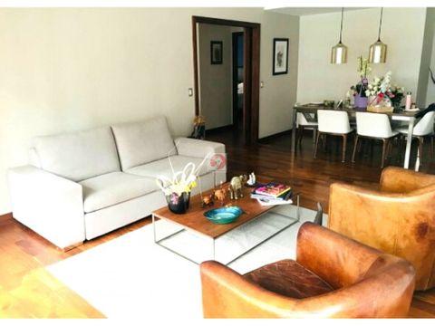 apartamento amueblado y equipado en alquiler zona 14