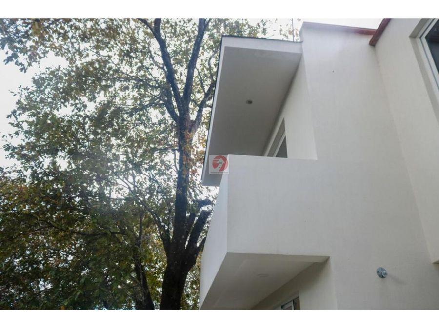 casa en alquilen con garita en vista hermosa 1 zona 15