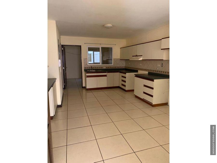 apartamento en venta y alquiler zona 15 vhii