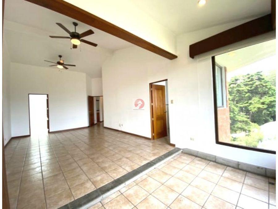 apartamento 3 dormitorios con vista a bosque en caes