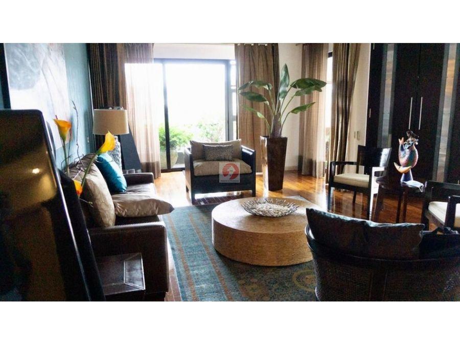 apartamento de 3 dormitorios con preciosa vista sector exclusivo z 10