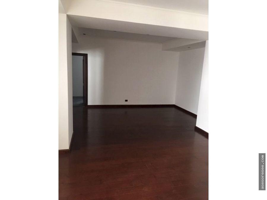 venta y alquiler de apartamento en zona 16 cayala