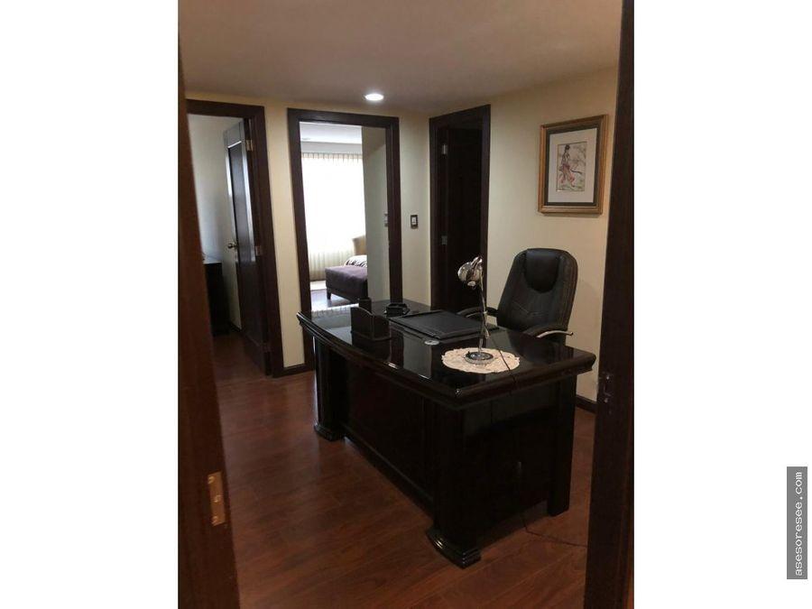 vendo y alquilo apartamento zona 14 con balcon