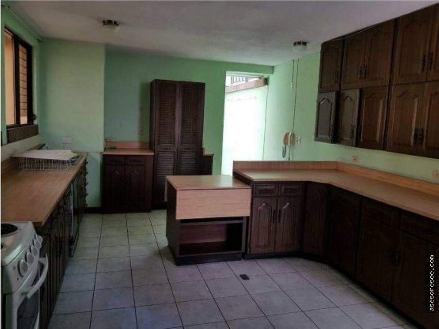 venta de casa en zona 14 ubicacion centrica